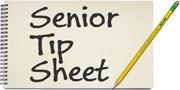Senior Tip Sheet